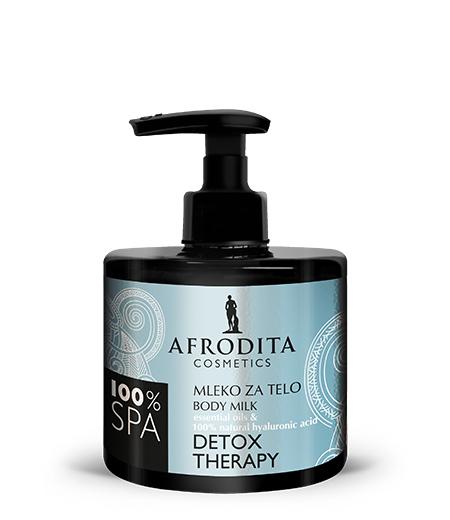 100% SPA Mleko za telo DETOX THERAPY