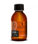 100% SPA MASAŽNO OLJE orange