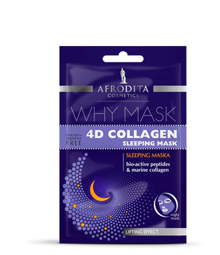 4D COLLAGEN LIFTING EFFECT Sleeping maska
