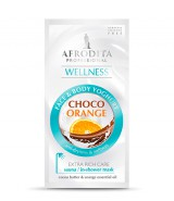WELLNESS FACE & BODY YOGHURT Choco-orange
