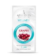 WELLNESS FACE & BODY YOGHURT Grapes