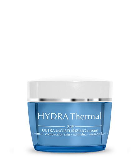 HYDRA THERMAL 24h Ultra vlažilna krema
