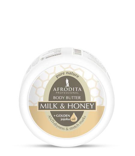 MILK & HONEY Maslo za telo