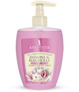 Oljno tekoče milo JASMINE & MAGNOLIA
