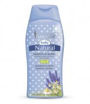 BABY NATURAL 2 v 1 šampon & kope..