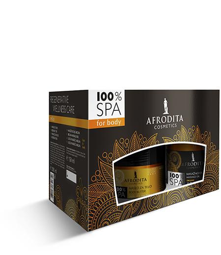 Darilni paket 100% SPA ARGAN