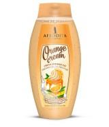 Kremni gel za prhanje Orange cream