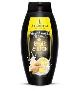 GINGER & LEMON Mleko za telo
