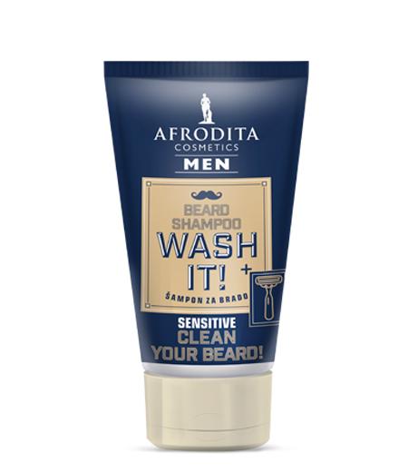 MEN BEARD ŠAMPON za brado SENSITIVE