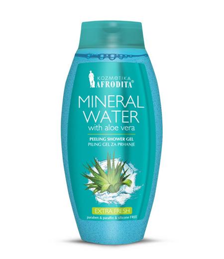 MINERAL WATER Piling gel za prhanje