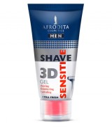 MEN 3D sensitive shave gel
