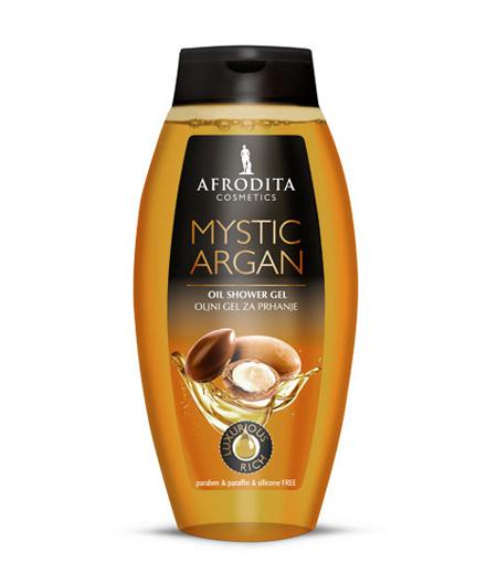 MYSTIC ARGAN Öliges Duschgel