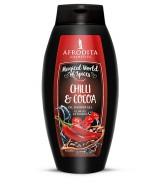 CHILLI & COCOA Öl-Duschgel