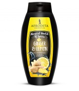 GINGER & LEMON Öl-Duschgel