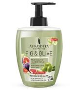 Flüssigseife für die Hände FIG & OLIVE