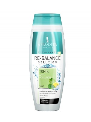 CLEAN PHASE  RE-BALANCE TONIK