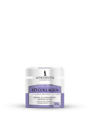 4D COLLAGEN LIFTING EFFECT Krema za normalnu-mješovitu kožu