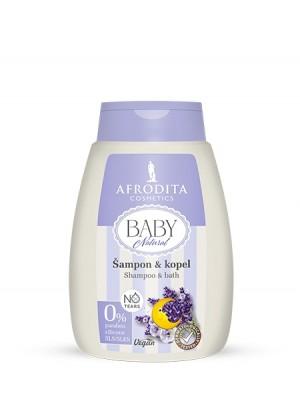 BABY NATURAL Šampon & kupka