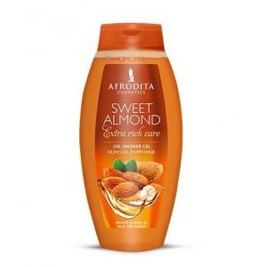 SWEET ALMOND Uljni gel za tuširanje 250ml