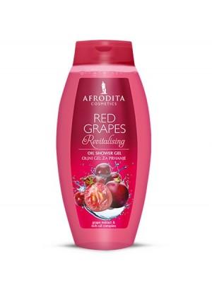 RED GRAPES Uljni gel za tuširanje 250ml