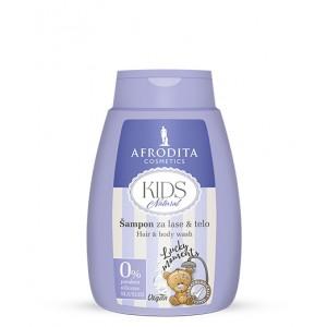 KIDS NATURAL Šampon za kosu & tijelo