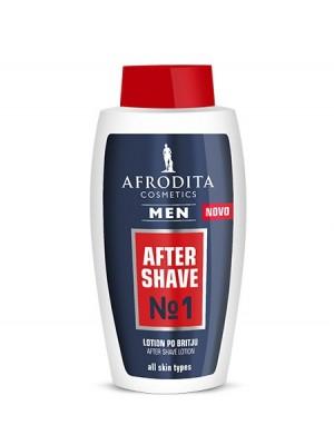 MEN AFTER SHAVE lotion