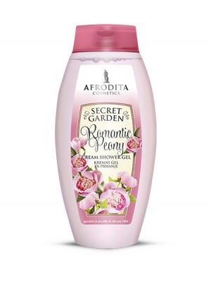 Secret Garden ROMANTIC PEONY Kremni gel za tuširanje