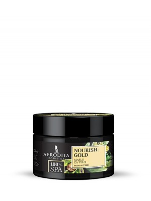 100% SPA NOURISH-GOLD Maslac za tijelo