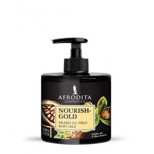 100% SPA NOURISH-GOLD Mlijeko za tijelo