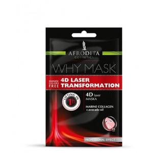 MASKA WHY 4D Laser transformation