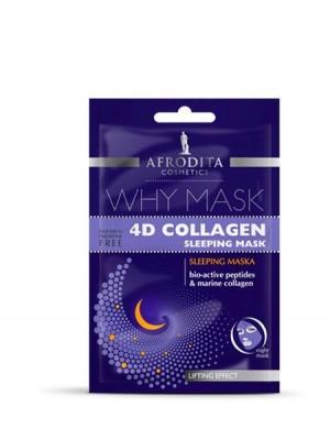 MASKA 4D COLLAGEN LIFTING EFFECT Sleeping mask