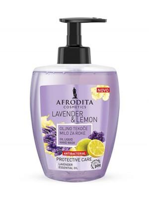 Tekući sapun uljni LAVENDER & LEMON