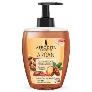 Tekući uljni sapun ARGAN