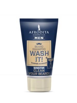 MEN BEARD SHAMPOO šampon za bradu SENSITIVE