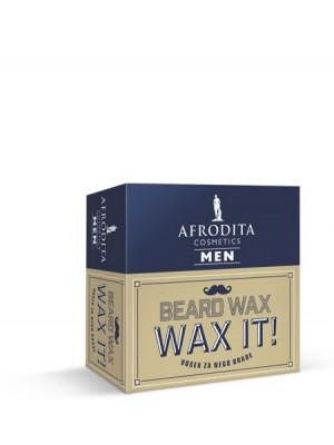 MEN BEARD WAX vosak za njegu brade