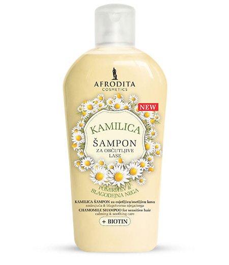 Šampon za kosu KAMILICA & BIOTIN