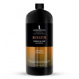 HAIR PROFESSIONAL KERATIN šampon za lase