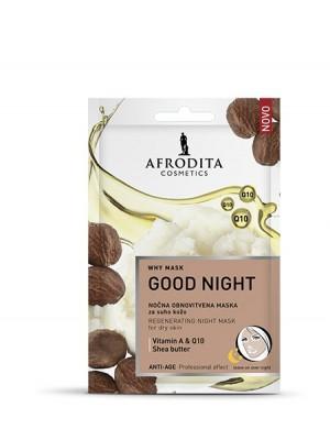 MASK WHY GOOD NIGHT Noćna obnavljajuća maska za suhu kožu