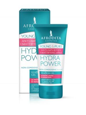 Young & Pure Hidratantni gel HYDRA POWER