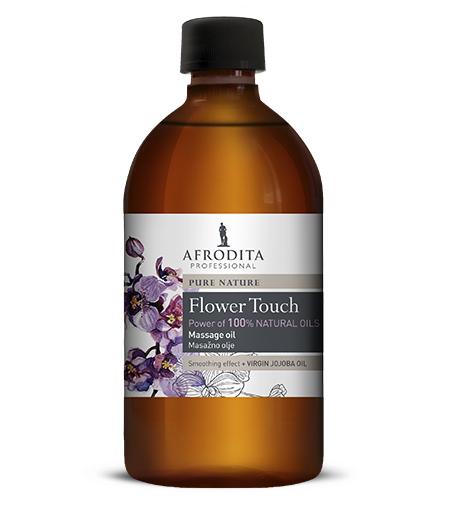 MASAŽNO OLJE Flower touch