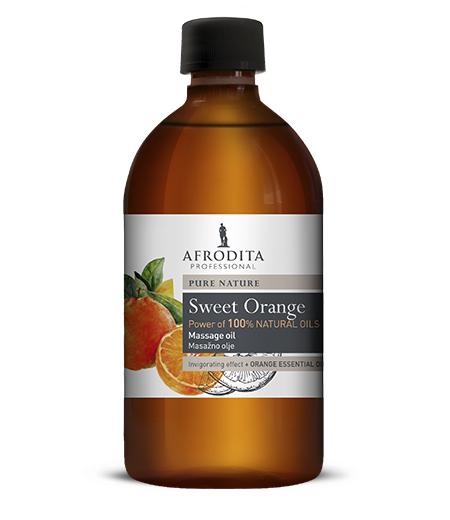 MASAŽNO OLJE Sladka pomaranča