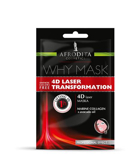 WHY MASK 4D laser maska