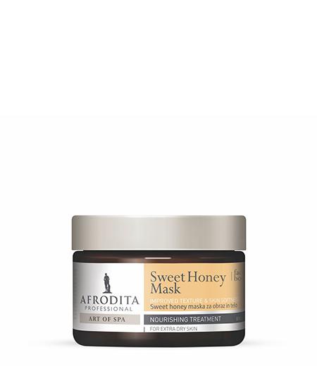 ART of SPA Sweet honey maska za obraz & telo