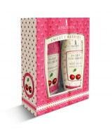 Darilni set SWEET CHERRIES limited edition