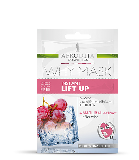 WHY MASK Instant LIFT UP maska