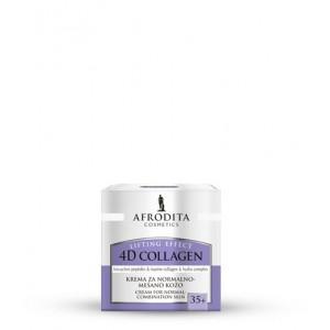 4D COLLAGEN LIFTING EFFECT Krema za normalno-mešano kožo