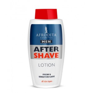 MEN AFTER SHAVE lotion