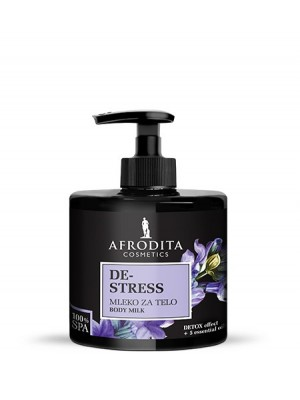 100% SPA DE-STRESS Mleko za telo