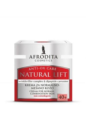 NATURAL LIFT Krema za normalno-mešano kožo
