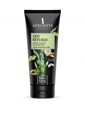 100% SPA ZEN RITUALS Light maslo za prhanje